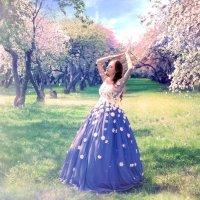 Весенний сад :: Фотохудожник Наталья Смирнова