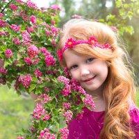 цветущая весна... )) :: Райская птица Бородина