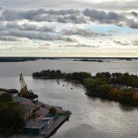 Вид с башни :: Юрий Тихонов