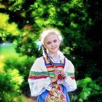 Русская краса :: марина алексеева