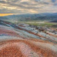 Рассвет в горах Хызы :: Денис Свечников