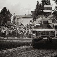 открытие танкодрома :: Юлия Павличенко