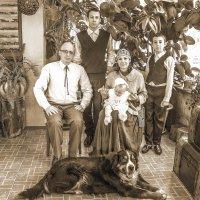 Благочестивая семья :: Svetlana AS