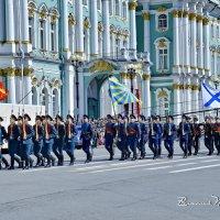 НАШИ ВС НА ЗЕМЛЕ, В ВОЗДУХЕ, НА ВОДЕ И ПОД ВОДОЙ! 9мая 2015г. С-Петербург :: Виталий Половинко