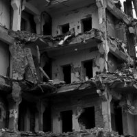 Война. Грозный. Руины. :: Тамара Тайсумова