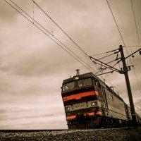 этот поезд... :: Василий Ахатов