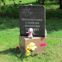 Памятник детям, погибшим в 1941-45 гг :: раиса Орловская
