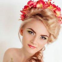 Нежный цветок :: ирина шалагина
