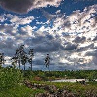 Про облака. :: Александр Тулупов