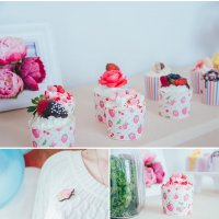 Baloons and cakes :: Анна Тернова