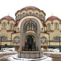 Казанская церковь. :: Александр Яковлев