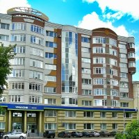 Жилой дом в Самаре :: Денис Кораблёв