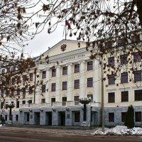 Здание Самарской Губернской Думы в Самаре :: Денис Кораблёв