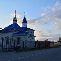 Сельская церковь :: Елена Раенок