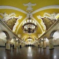 Комсомольская - кольцевая :: GaL-Lina .