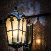 дом, улица, фонарь... :: Алексей Бортновский