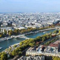 Просто Париж :: Виктор Никаноров