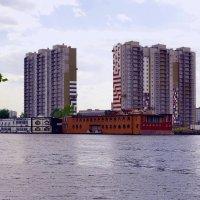 Над Москвою, над рекой... :: Владимир Болдырев