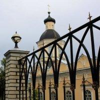 Храм.. :: Валерия  Полещикова