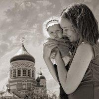 После таинства крещения ... :: Юлия Клименко