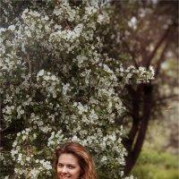 А в душе весна.... :: Олеся Гордей
