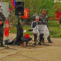 Поют участники боевых действий :: Владимир Ростовский