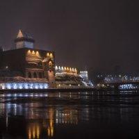 Нарвский замок ночью :: shvlad