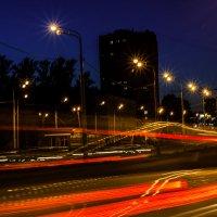 Ночь, улица, фонарь... :: Дмитрий Чулков