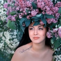 весна... в расцвете :: Райская птица Бородина