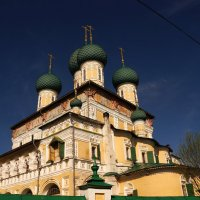 Воскресенский храм :: kolyeretka