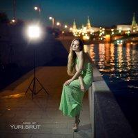 Ночная Москва :: Yuri Brut