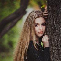 В парке после дождичка :: Виталий Любицкий