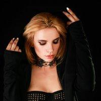 Vlada Gurdina Black Side :: Solomko Karina
