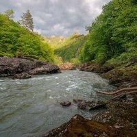 Река Белая. :: anatoly Gaponenko