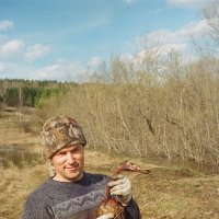 Дежурный охотник по котлу :: Евгений Золотаев