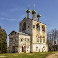 Звонница Борисоглебского монастыря. :: Марина Назарова