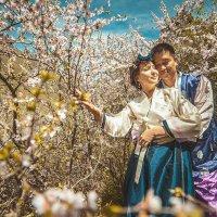 любовь в средневековье :: Кубаныч Молдокулов