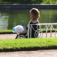 В  Екатеринском саду :: Наталья