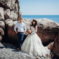 Морская свадьба :: Алексей Асанов