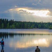 рыбалка :: Аркадий Соловьев