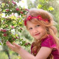 цветочная фея )) :: Райская птица Бородина