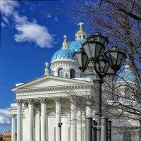 Свято-Троицкий Измайловский собор :: mila