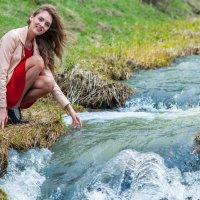Весенний ручей :: Виктор