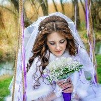 Красавица невеста. :: Оксана Белишко