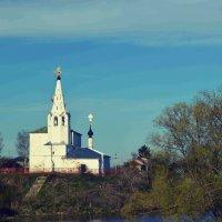 Церковь :: Андрей Кончин