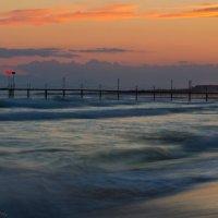 Закат на море. :: Виктор Евстратов