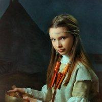 Сказки народов России :: Надежда Шибина
