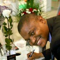 цветочный бизнесмен из Африки :: Олег Лукьянов