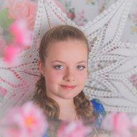очарование юности :: Мария Корнилова