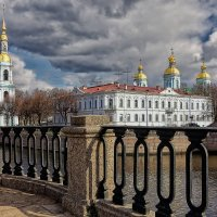 Канал Грибоедова. Никольский морской собор :: mila